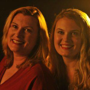 Ashley and Lea-Ann