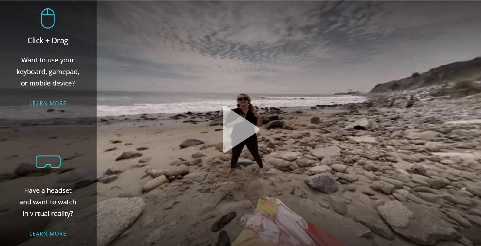 Pioneers in Skirts 360 Video