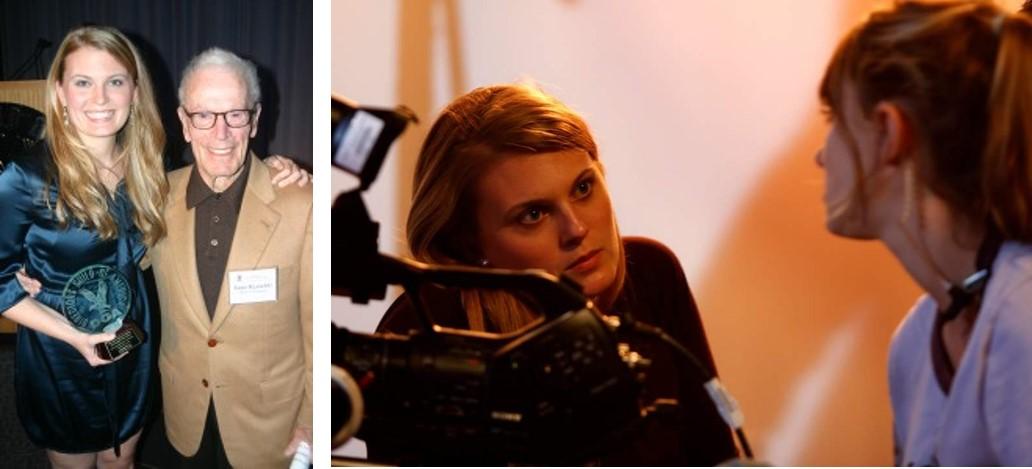 Ashley Maria, Film Director