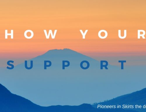 Tools YOU Can Use To Show Your Support!