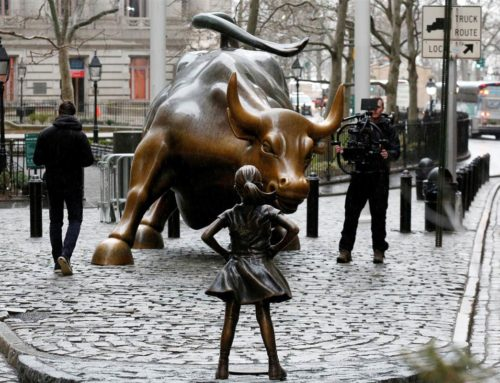 Fearless Girl Challenge accepted, now what?