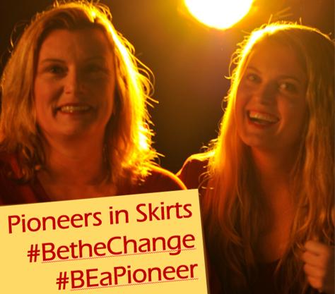 Be a Pioneer
