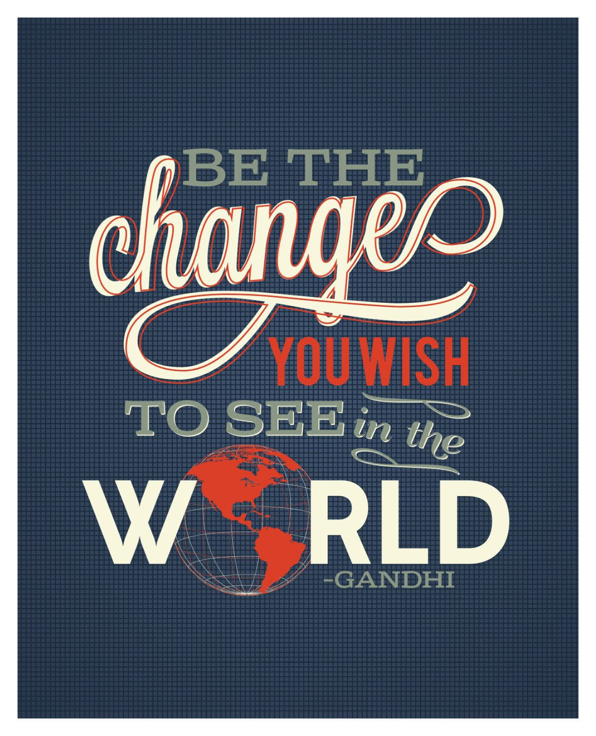 Be the Change. BE a Pioneer.