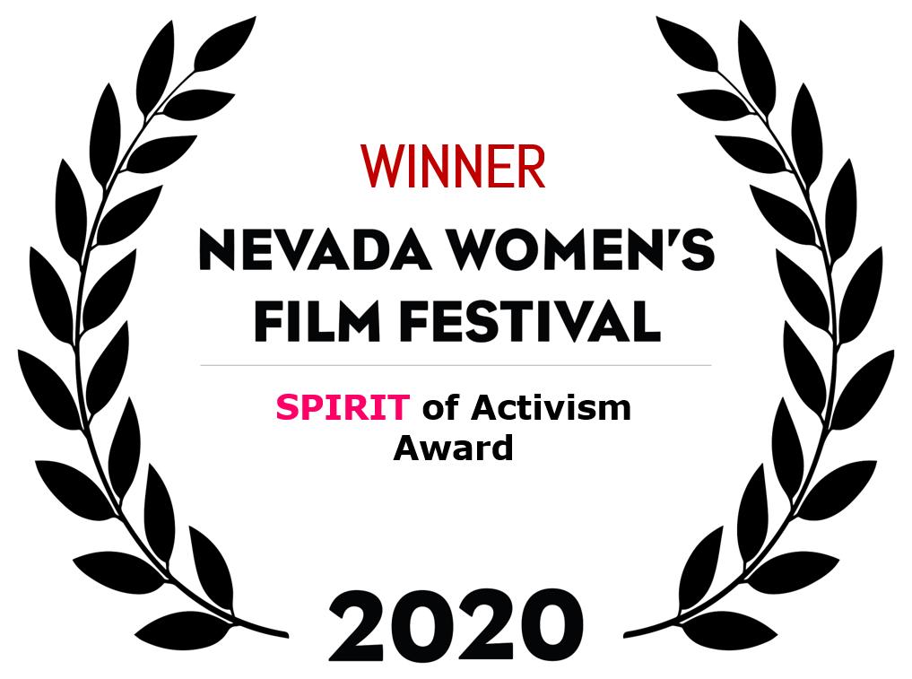 Nevada Women's Film Festival Award, Black