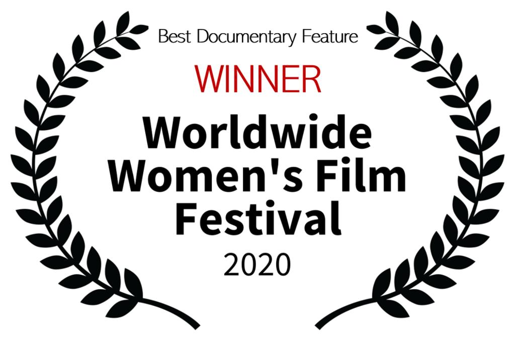 Winner of Worldwide Women's Film Festival 2020